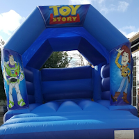 TOY STORY BOUNCY CASTLE FOR HIRE
