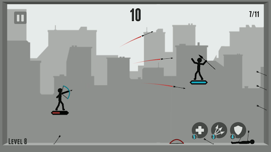 Stickman Arrow Master - Legendary