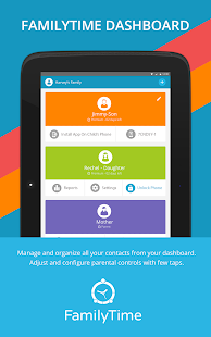 5 FamilyTime - Parental Control App screenshot