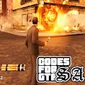 Mods Codes for GTA San Andreas APK for Bluestacks