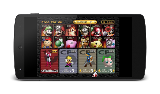 MegaN64 (N64 Emulator) screenshot 5