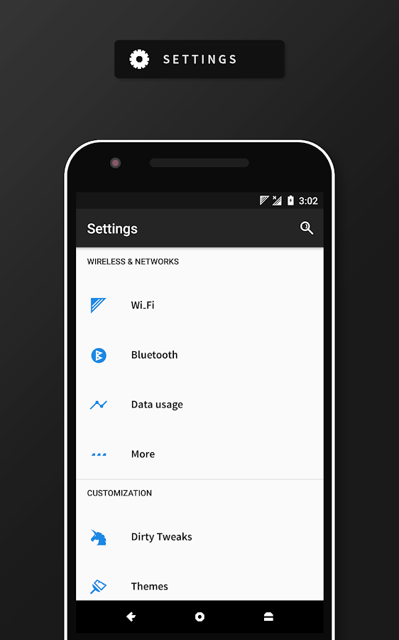 RubiQ Substratum Theme Screenshot