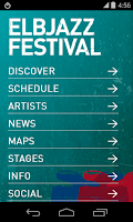 Screenshot of ELBJAZZ Festival