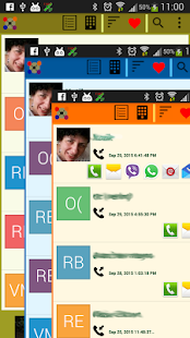 Agile Contacts - screenshot
