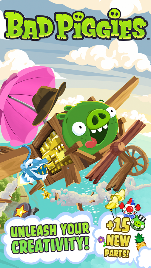 Bad Piggies HD Screenshot 0