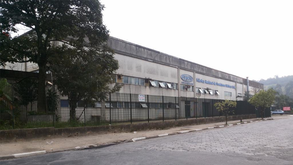 Galpão  industrial para venda e locação, Embu das Artes