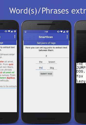 SmartScan- OCR Text Scanner screenshot 2