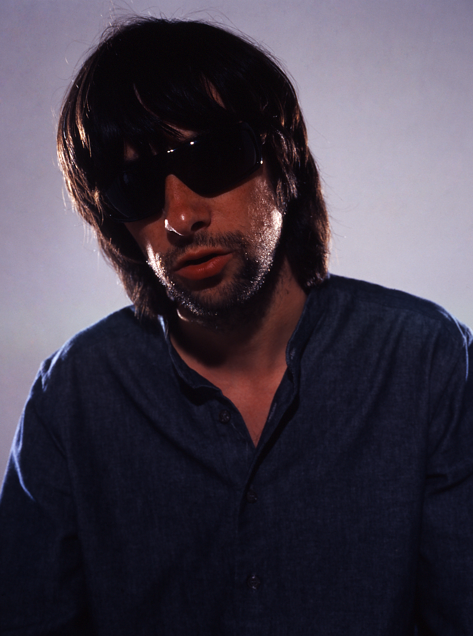 Bobby Gillespie (rockin'on magazine)