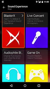 iRoar Dashboard Screenshot