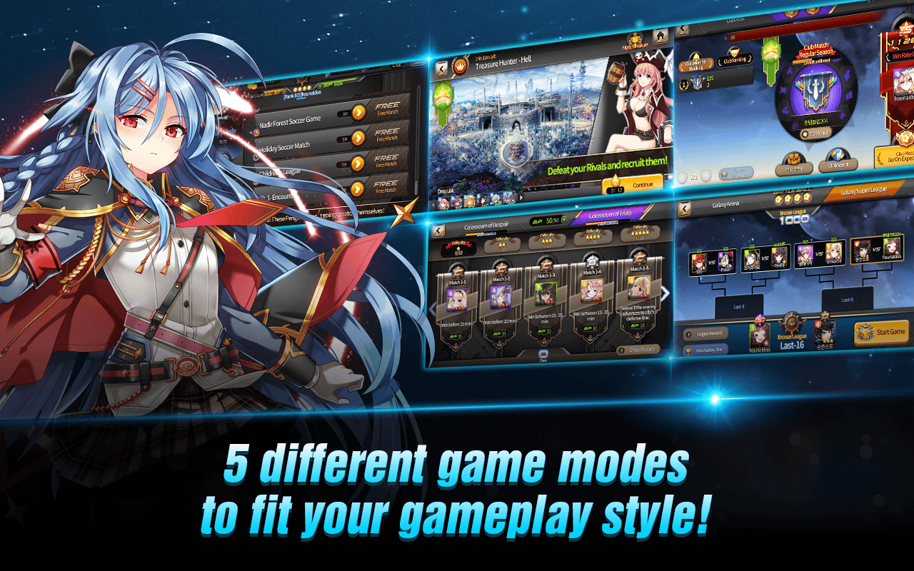 Soccer Spirits Screenshot 12