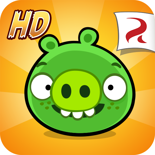 Bad Piggies HD (game)