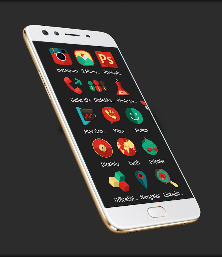 Retricon - Icon Pack Screenshot 8