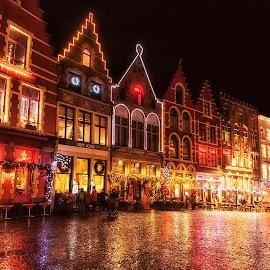 Brugge by Catchlights Fotografie - City,  Street & Park  Markets & Shops ( belgium, brugge, city )