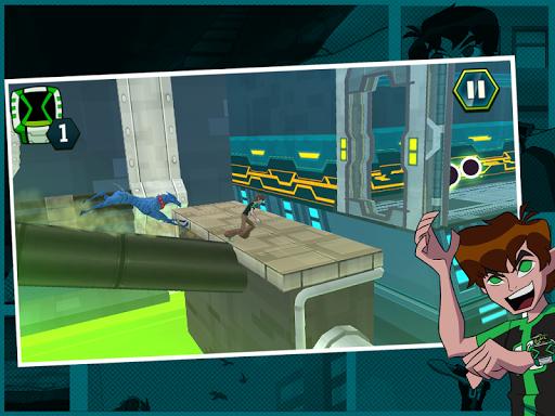 Undertown Chase - Ben 10 - screenshot
