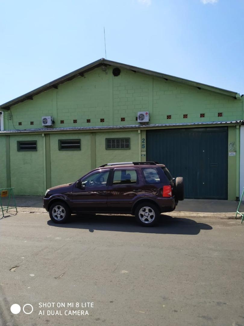 Barracão à venda, 290 m² por R$ 680.000 - Jardim de Lucca - Itatiba/SP