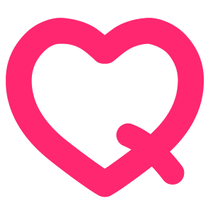 With Qlick App You Meet Your Perfect Match By Answering Our Cool Questions! APK Icon
