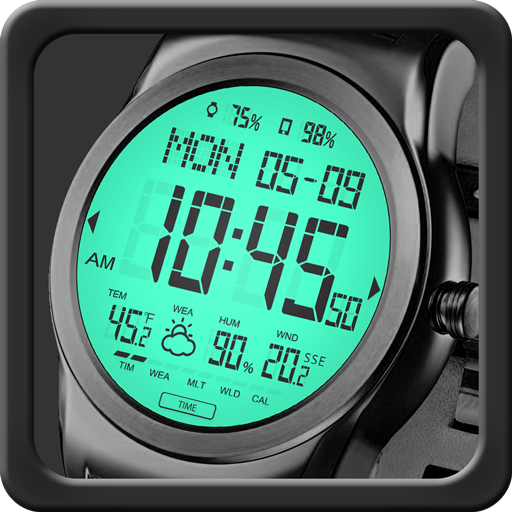 S03 WatchFace for Android Wear