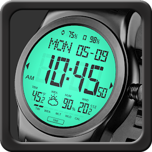 Cover art S03 WatchFace for Android Wear