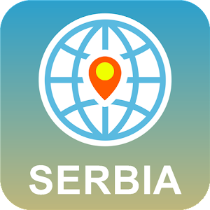 Serbia Map Offline