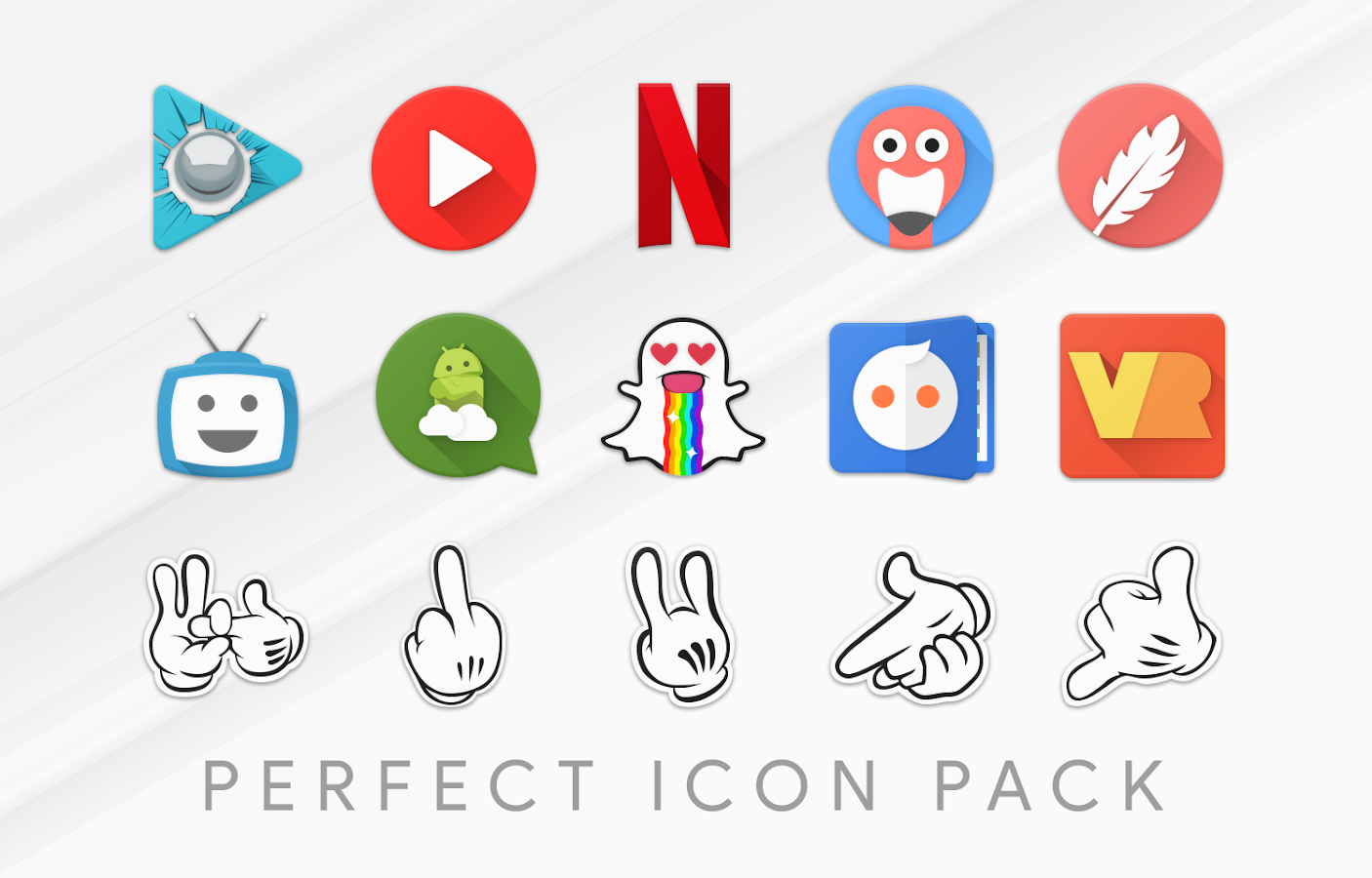 Perfect Icon Pack Screenshot 12