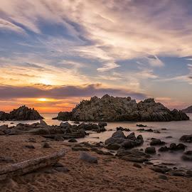 by Maurizio Mameli - Landscapes Sunsets & Sunrises