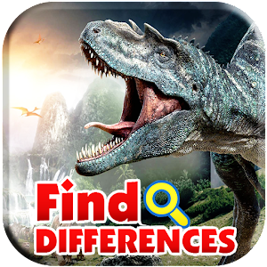Download Jurassic Dinosaur Evolution World Find Differences For PC Windows and Mac