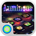 Download Full Luminous Hola Launcher Theme 4.0 APK