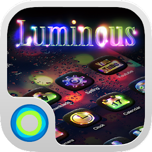 Luminous Hola Launcher Theme APK for Blackberry