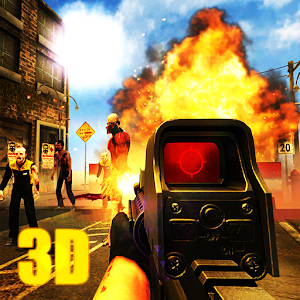 KILL DEAD: Zombie Shooter Call