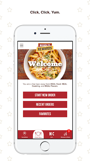Noodles-World Kitchen For PC