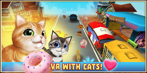 Feed The Cat VR For PC