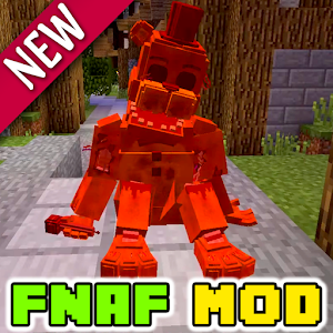 FNAF Addons for MCPE For PC