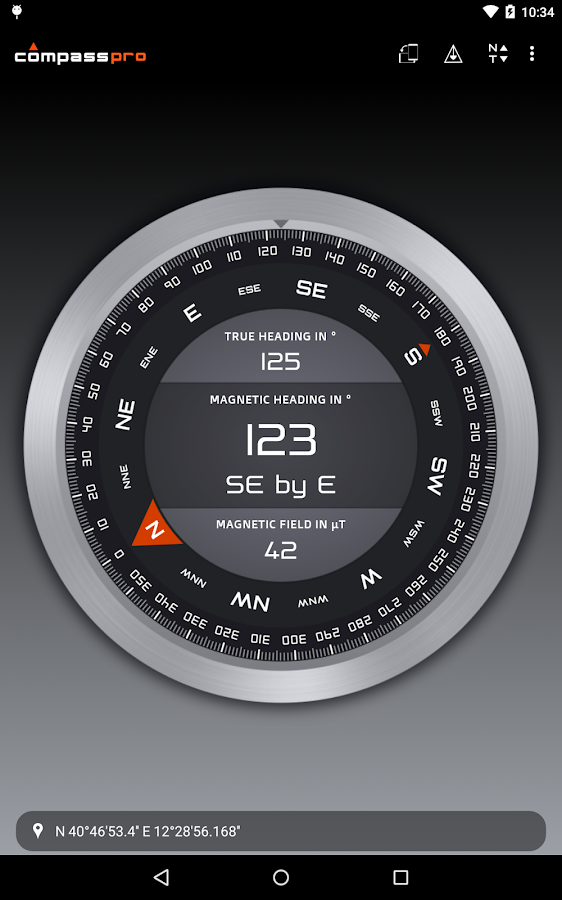 Compass Pro Screenshot 12