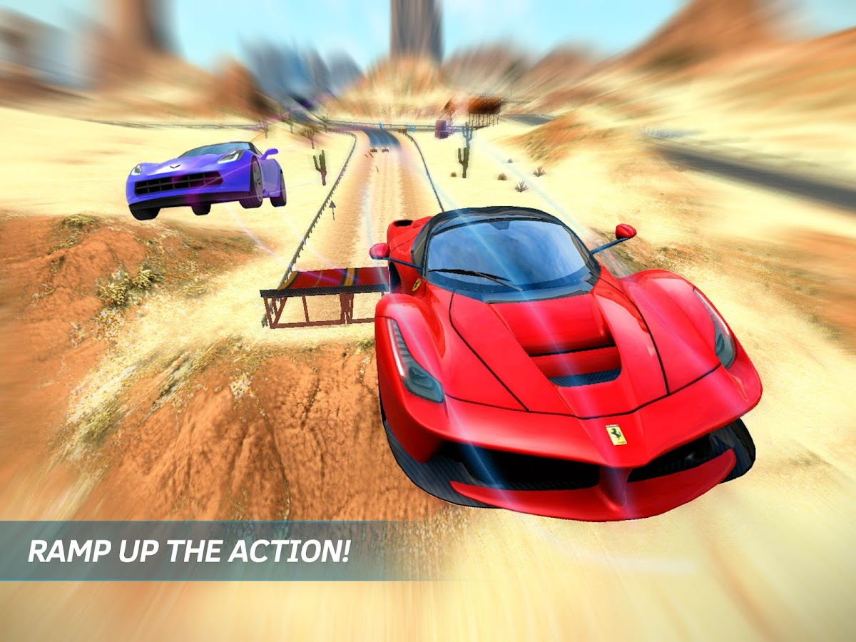 Asphalt Nitro Screenshot 2