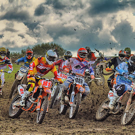 all together  by Dragan Rakocevic - Sports & Fitness Motorsports