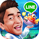 line fishing up 3d