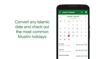 Screenshot of Muslim Pro - Ramadan 2015