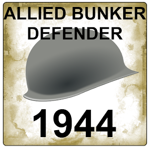 Allied Bunker Defender 1944