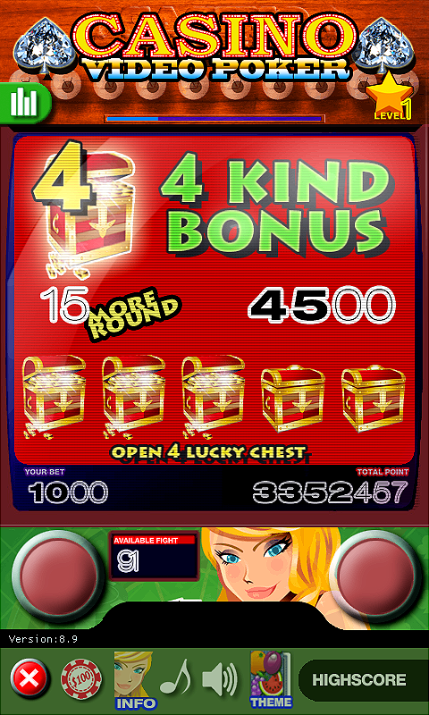 Casinos video poker trc casino