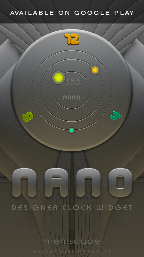 NANO Next Launcher 3D Theme Screenshot 4