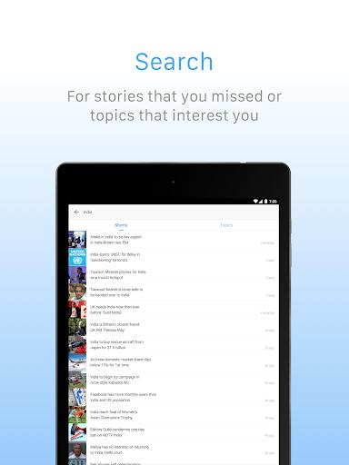 Inshorts - News Summary in 60 words screenshot 11