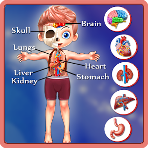 Kids Body Parts Learning For PC (Windows & MAC)