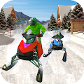 Game Speed Bike Snow Racing 2017 APK for Windows Phone