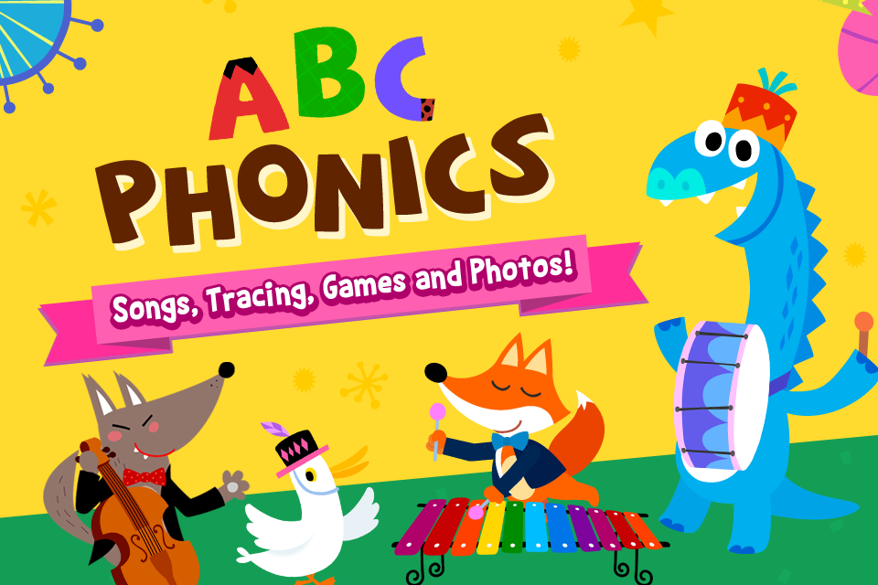 ABC Phonics Screenshot 0