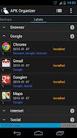 Screenshot of AppWererabbit