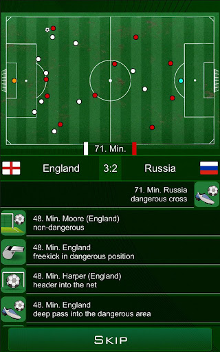 Euro 2016 Manager Pro - screenshot