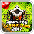 Maps of COC 2017 APK for Bluestacks