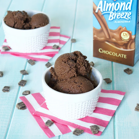 Skinny Triple Chocolate Ice Cream
