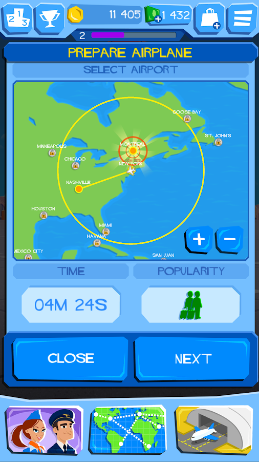 Airline Tycoon - Free Flight Screenshot 6
