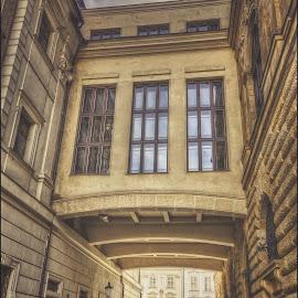 from Praha by Jana Vondráčková - City,  Street & Park  Street Scenes